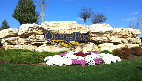 house for sale in Villas at Ohmes Farm by Bridgewater Communities, Inc.