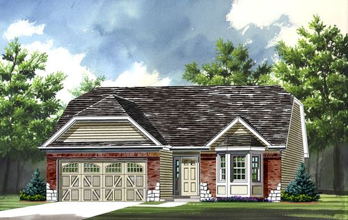 Villas at BaratHaven by Bridgewater Communities, Inc. in St. Louis Illinois