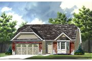 McKnight Free Standing - Villas at Providence: Dardenne Prairie, MO - Bridgewater Communities, Inc.