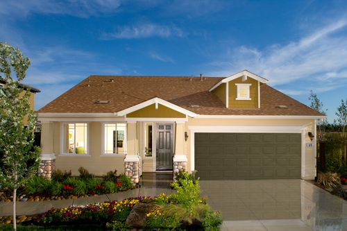 Pomelo Grove by Bright Homes in Modesto California