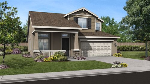 Bonita Ranch by Bright Homes in Modesto California
