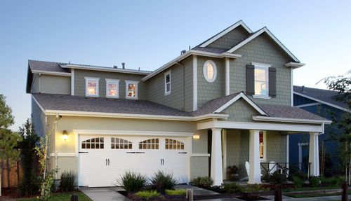 The Falls at Yosemite Vista by Bright Homes in Stockton-Lodi California