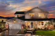 homes in Big Sky at Audie Murphy Ranch by Brookfield Residential SoCal