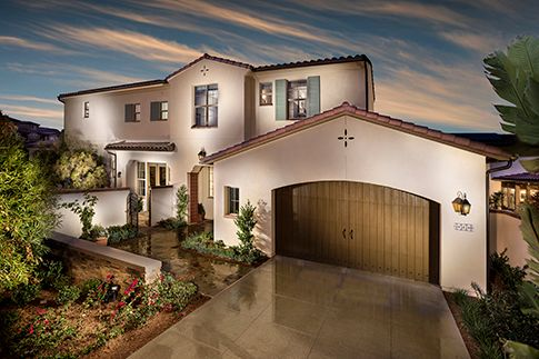 house for sale in Brookfield Sentinels at Del Sur by Brookfield Residential SoCal