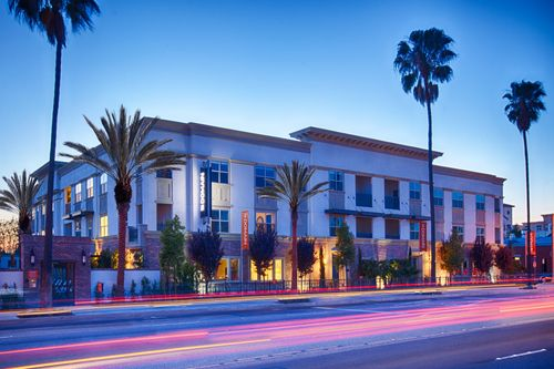 The Domain in Anaheim by Brookfield Residential SoCal in Los Angeles California
