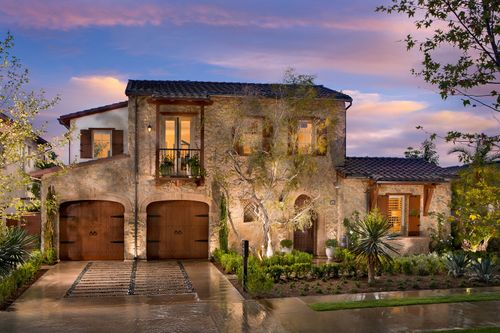 La Vita at Orchard Hills by Brookfield Residential SoCal in Orange County California