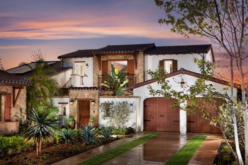 house for sale in La Vita at Orchard Hills by Brookfield Residential SoCal