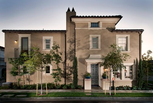 Casita at Colony Park by Brookfield Residential SoCal in Orange County California