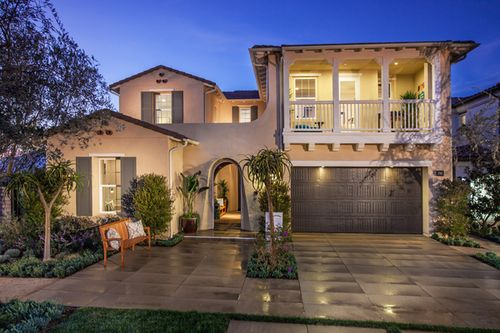 Camellia at Rosedale by Brookfield Residential SoCal in Los Angeles California