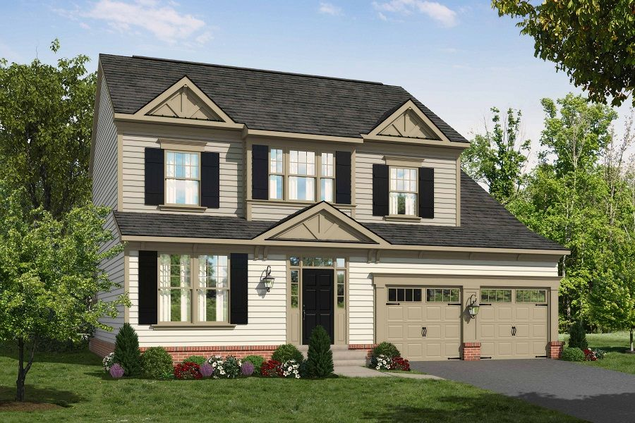 Single Family for Sale at Preserve At Goose Creek-Wesley 42516 Rosalind Street Ashburn, Virginia 20148 United States