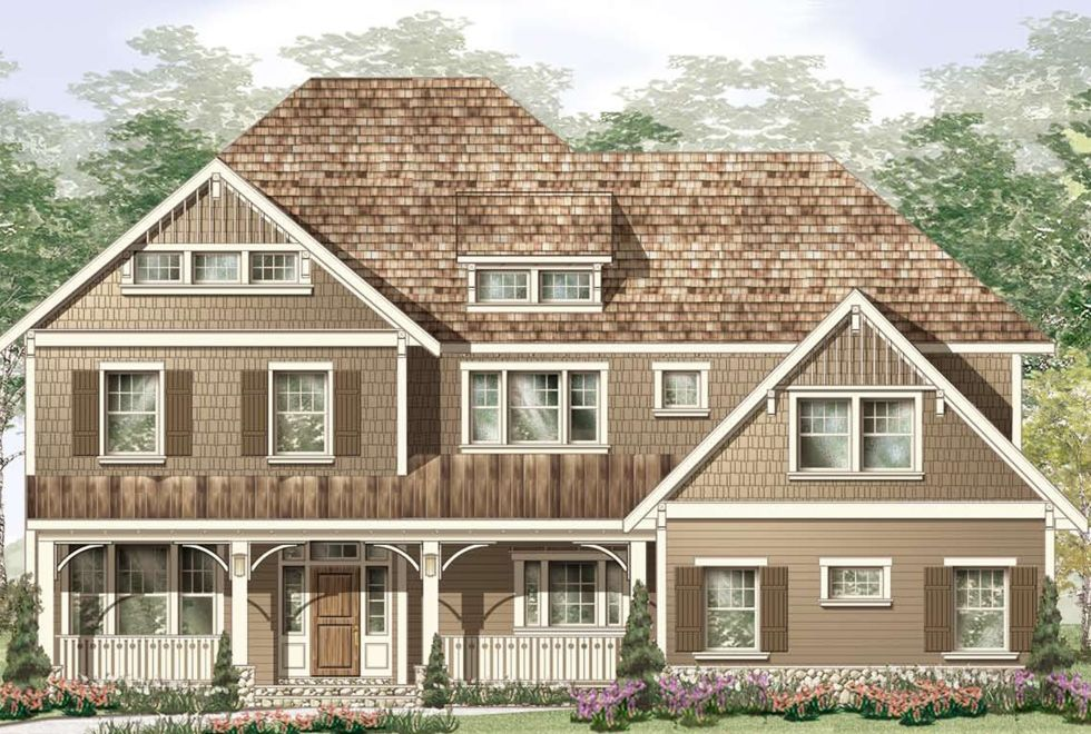 Single Family for Sale at Saranac At Lake Manassas-Colden Selling Offsite At Avendale Gainesville, 20155 United States