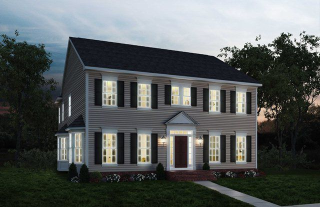Single Family for Sale at Preserve At Goose Creek-Fairmont 42516 Rosalind Street Ashburn, Virginia 20148 United States