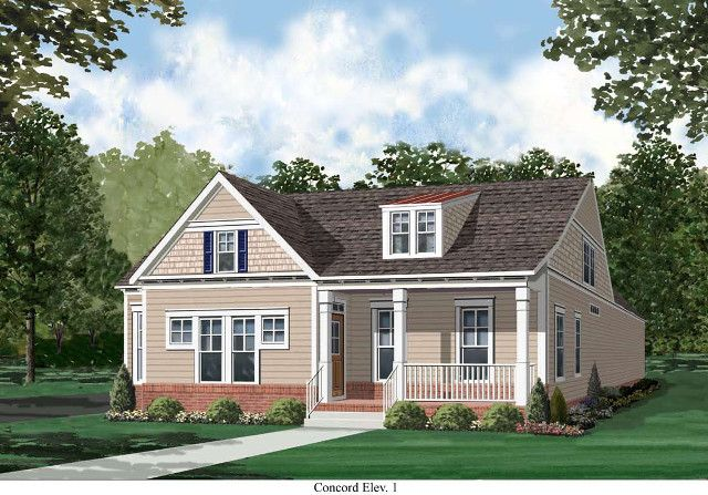 Single Family for Sale at Easton Village-Concord Easton, Maryland 21601 United States