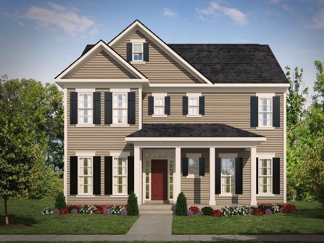 Single Family for Sale at Preserve At Goose Creek-Evans 42516 Rosalind Street Ashburn, Virginia 20148 United States