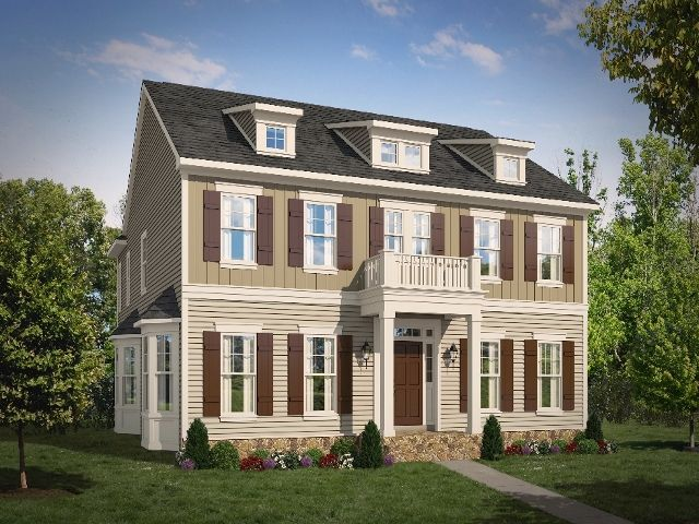 Additional photo for property listing at Preserve At Goose Creek-Fairmont 42516 Rosalind Street Ashburn, Virginia 20148 United States
