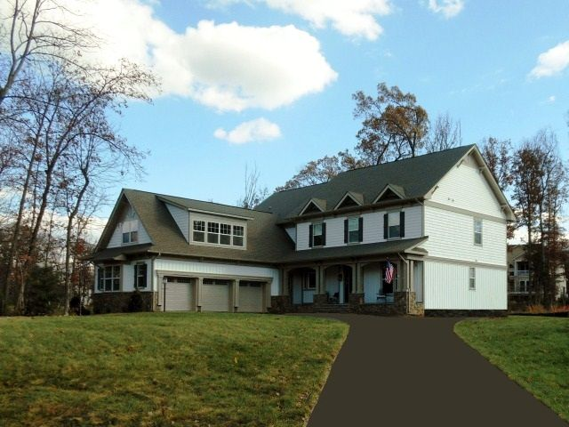 Single Family for Sale at 1170791-Saranac At Lake Manassas Gainesville, Virginia 20155 United States