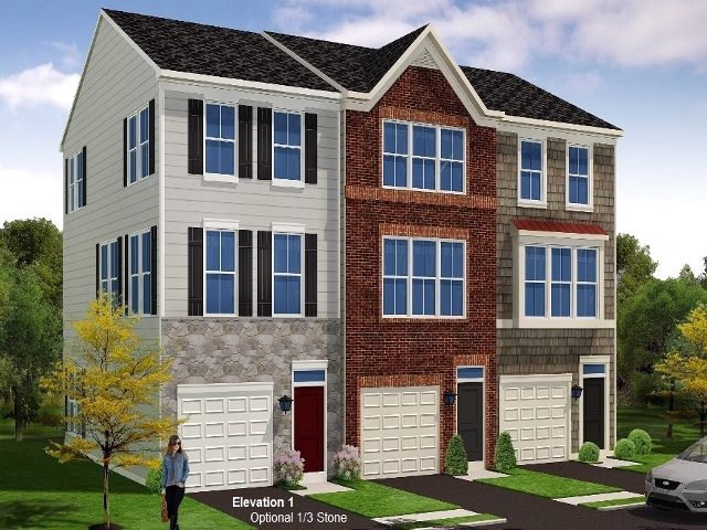 Single Family for Sale at Woodstream-Beckham 15 Ocala Way Stafford, Virginia 22556 United States