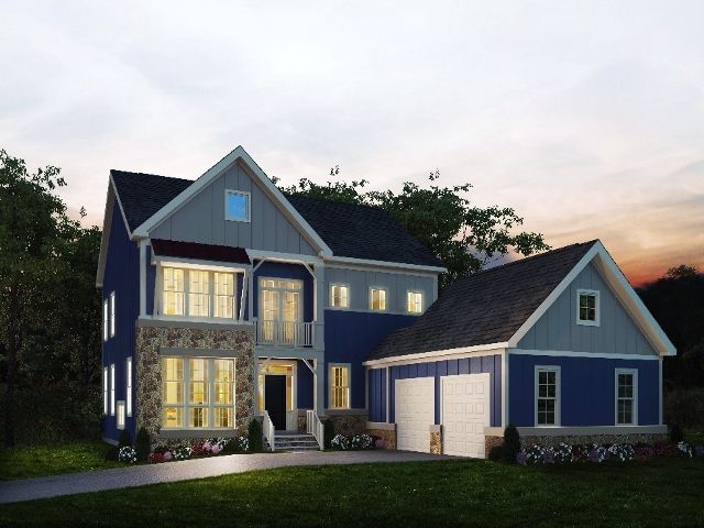 Single Family for Sale at Saranac At Lake Manassas-Griffin Selling Offsite At Avendale Gainesville, 20155 United States