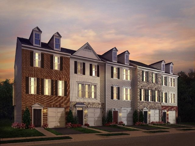 Single Family for Sale at Oakview Village-Redwood 7802 Five Oaks Court Glen Burnie, Maryland 21061 United States