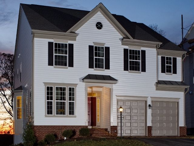Single Family for Sale at Preserve At Goose Creek-Sumner 42516 Rosalind Street Ashburn, Virginia 20148 United States