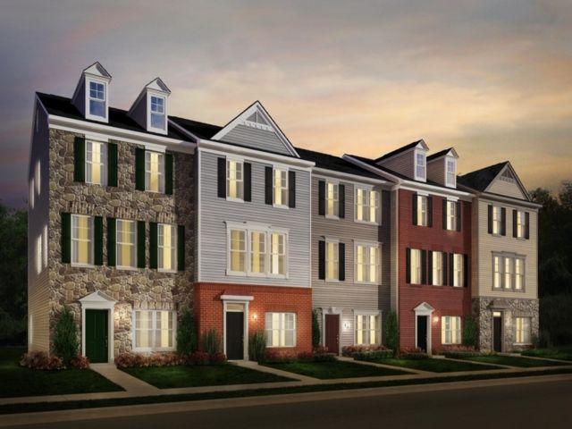 Single Family for Sale at Oakview Village-Sequoia 7802 Five Oaks Court Glen Burnie, Maryland 21061 United States