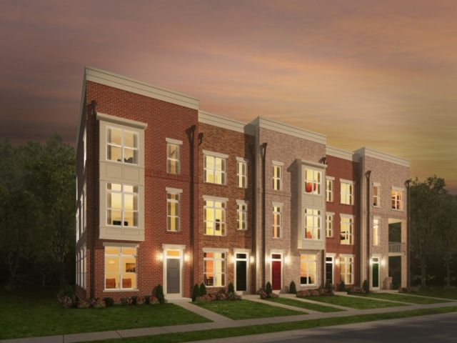 Single Family for Sale at Preserve At Goose Creek-Renwick Ii 20845 Ashburn Heights Drive Ashburn, Virginia 20148 United States