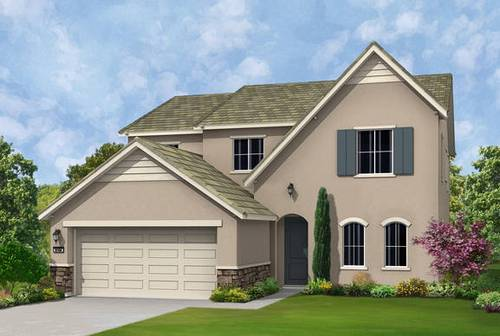 Windrift by Brookfield Residential in Stockton-Lodi California