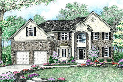 Sturbridge Hill by Bruce Paparone, Inc. in Morris County New Jersey