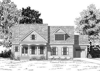 Sunset Bluffs by Bryan Properties in Raleigh-Durham-Chapel Hill North Carolina