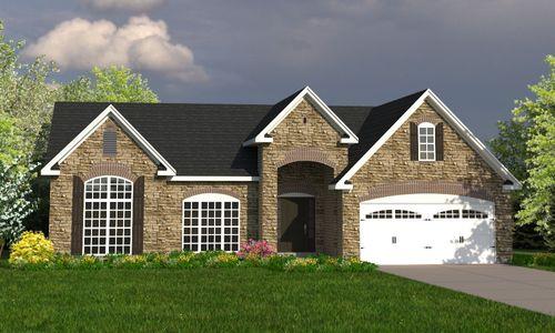 Hidden Valley at Hammett Hills by CMS Homes, LLC in St. Louis Missouri