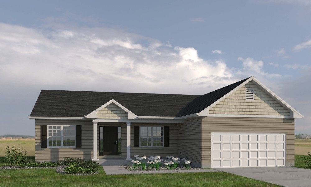 Single Family for Sale at Wingate Estates - Rosewood 100 Wingate Drive Troy, Missouri 63379 United States