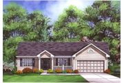 Rosewood - Hidden Valley at Hammett Hills: Troy, MO - CMS Homes, LLC