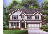 Sheffield - Hidden Valley at Hammett Hills: Troy, MO - CMS Homes, LLC