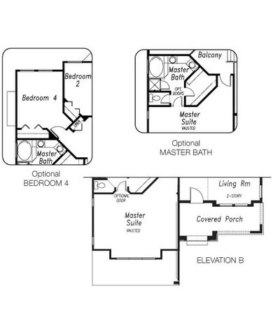 Floor Plan Options