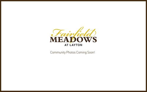 Fairfield Meadows by Candlelight Homes in Salt Lake City-Ogden Utah