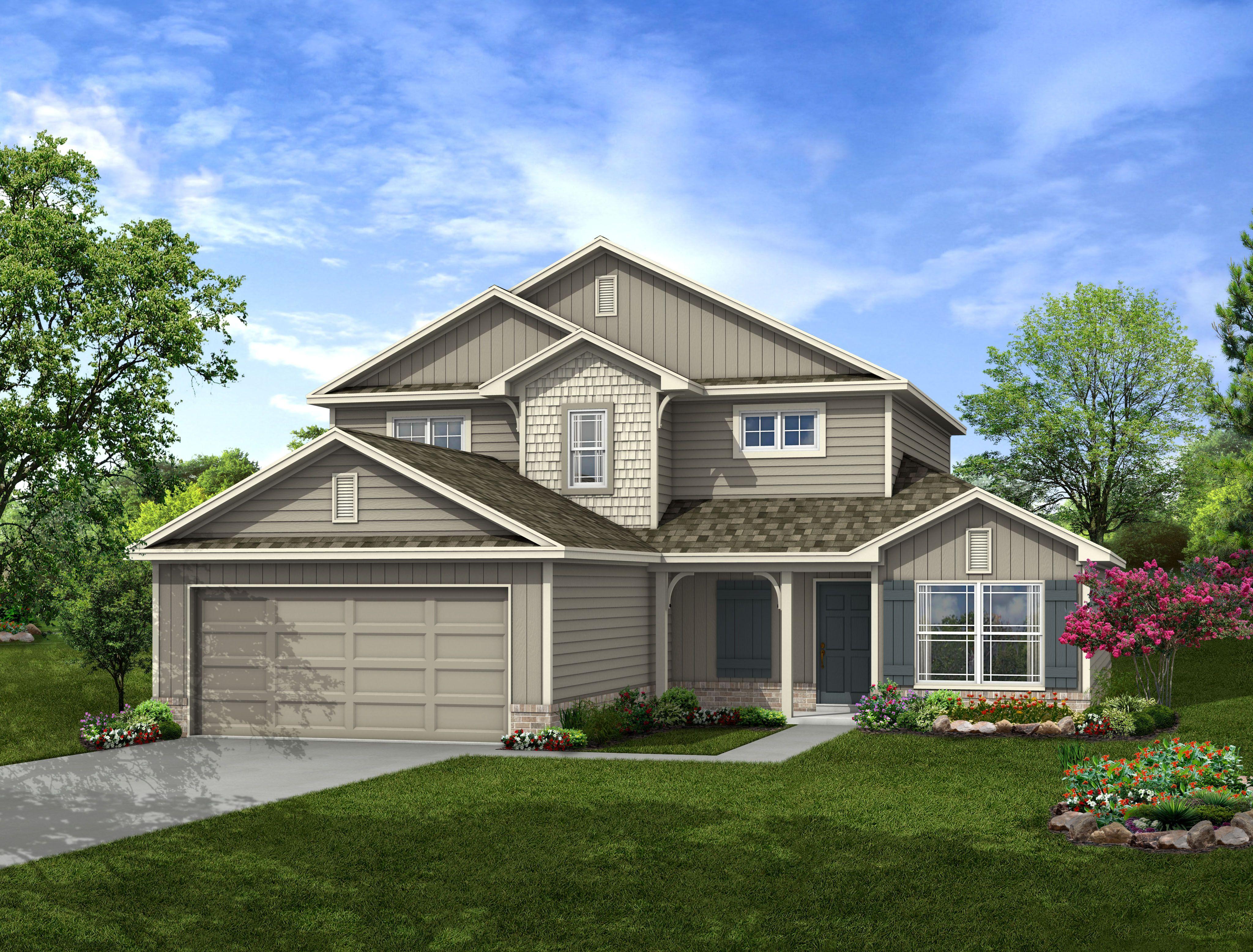 Claremore New Homes Topix