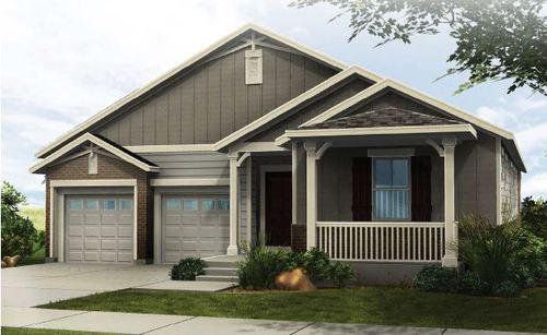 Southshore: Morning Watch At Southshore/Capital Pacific Homes by Capital Pacific Homes in Denver Colorado
