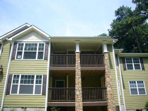The Madison at Village Green by Capital City Venture Homes LLC in Atlanta Georgia