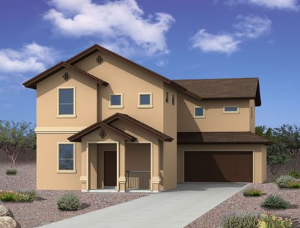 El paso new homes 472 homes for sale for New construction homes in el paso tx