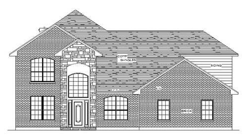 The Grove at Whitten Place by Carothers Homes in Killeen Texas