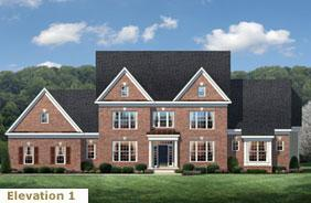 Single Family for Sale at Clifton Point-The Pinehurst 12360 Henderson Rd. Clifton, 20124 United States