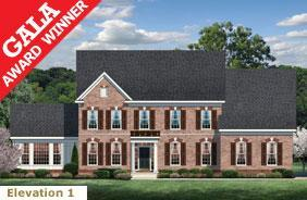 Single Family for Sale at Loudoun Oaks-Lancaster 18806 Silcott Springs Rd. Purcellville, Virginia 20132 United States