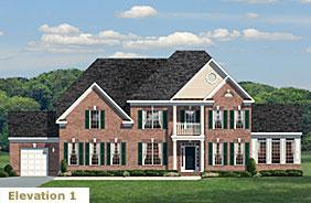 Single Family for Sale at Loudoun Oaks-Cypress Ii 18806 Silcott Springs Rd. Purcellville, Virginia 20132 United States