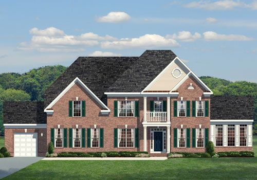 Single Family for Sale at Waterford Creek-Cypress 16146 Waterford Creek Circle Hamilton, 20158 United States