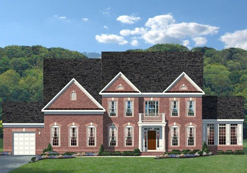 Additional photo for property listing at Waterford Creek-Cypress 16146 Waterford Creek Circle Hamilton, Virginia 20158 United States