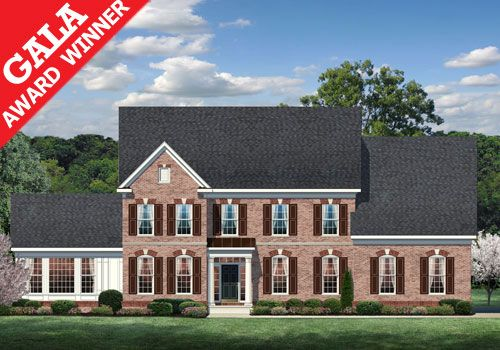 Single Family for Sale at Waterford Creek-Lancaster 16146 Waterford Creek Circle Hamilton, Virginia 20158 United States