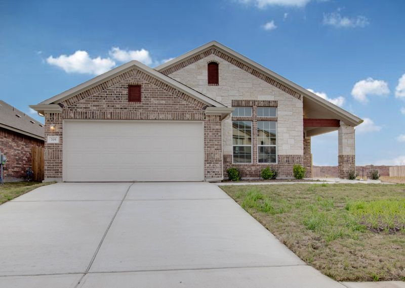 Littleton - Carol Meadows: Hutto, TX - CastleRock  Communities