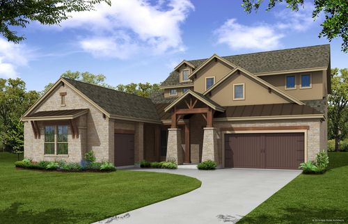 Sweetwater by River Oaks Homes in Austin Texas