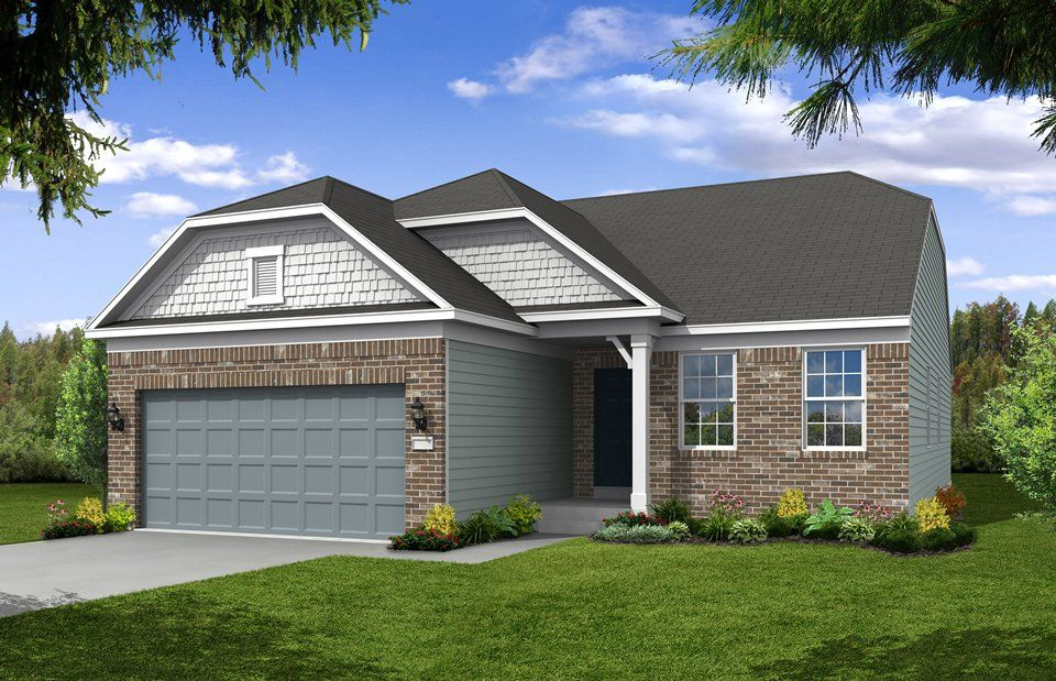 Birmingham - Persimmon Grove: Indianapolis, IN - Centex Homes