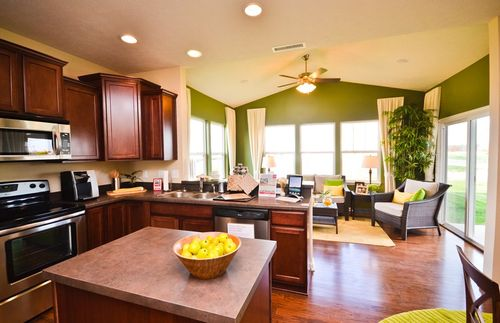 Emerald Springs by Centex Homes in Indianapolis Indiana